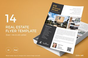 Real Estate Flyer 14