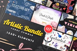 Fubby Summer Artistic Bundle