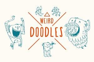 :::Weird Doodles:::