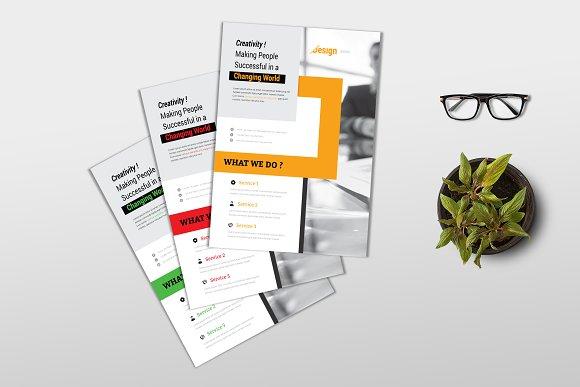 Creative Business Flyer Flyer Templates Creative Market