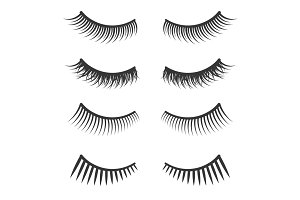 Lashes Set