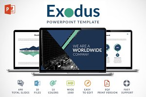 Exodus | Powerpoint Presentation