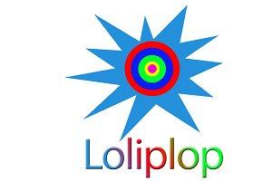 Loliplop Logo Template