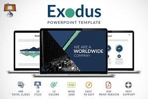Exodus | Keynote Presentation