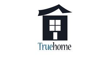 Truehome Logo Template