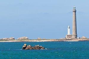 Phare de l'Ile Vierge, Lighthouse in