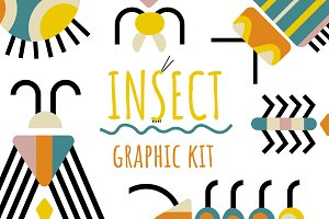 INSECT- graphic kit