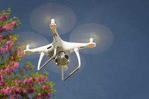 Unmanned Aircraft System (UAV) Quadc