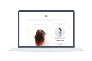 Fixie - Minimal Wordpress Theme