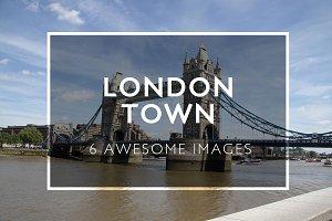 London Photo Bundle — 6 Images