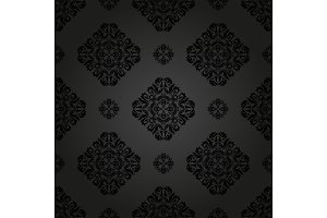 Orient Seamless Vector Pattern