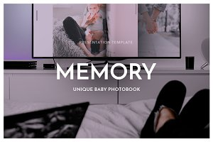 MEMORY Keynote Template + Bonus