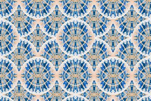 Geometric Ornate Seamless Pattern Mo