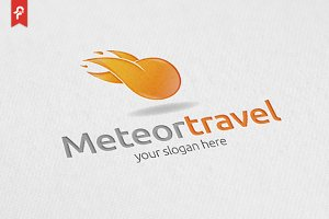 Meteor Travel Logo
