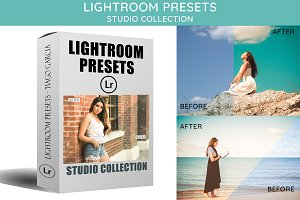Lightroom Presets -Studio Collection