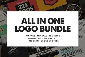 ALL IN ONE LOGO BUNDLE