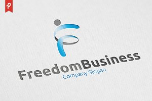 Freedom Business Logo