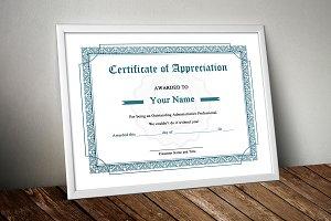 Multipurpose Certificate - V06