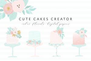 Cute Cakes Creator