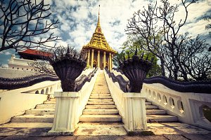 Thailand, Buddhist Temple