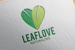 Green Love Company logo