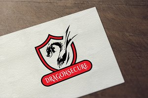 Dragon Secure Logo