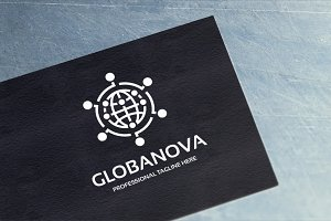 Globanova Logo