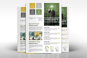 Corporate Business Flyer V 02