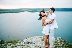 Love story in mountains