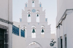 Bells in Greece