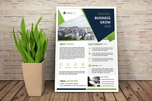 Business Flyer Template V04