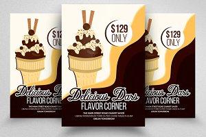 Ice Cream Flyer Templates
