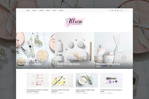 Allure - Beauty & Wellness Blog