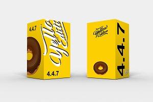 4.4.7 Simple 3D Box Mockup