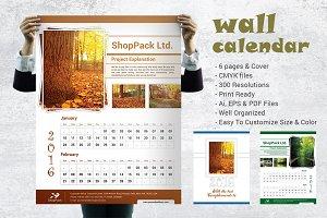 Handy Wall Calendar
