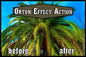 Photoshop Action - Orton Effect