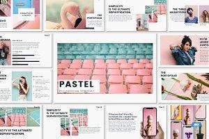 PASTEL - Lookbook Keynote Template
