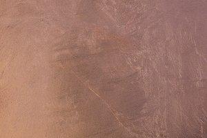 High-Res Rose Gold Foil Texture