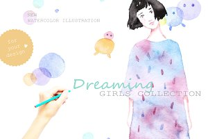 Dreaming girls collection