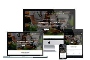LT Office Onepage Joomla