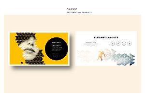 AGUDO Premium PowerPoint Template