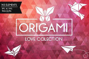 Origami - Love Collection