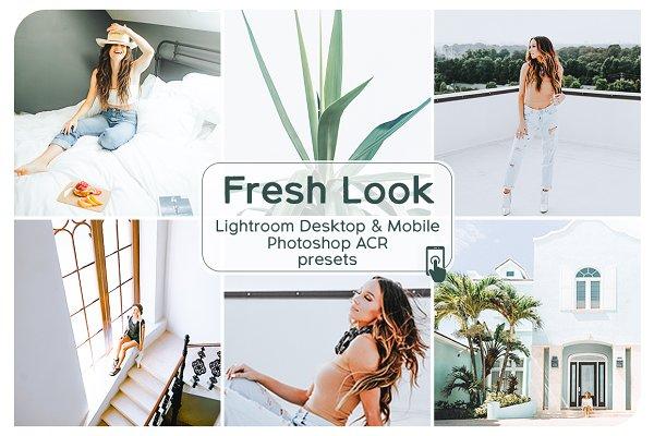 Fresh Look Lightroom Presets