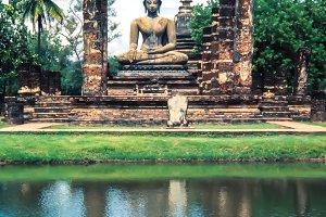 Buddha Statue. Thailand