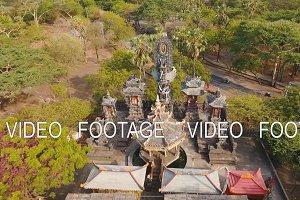 Hindu temple on the island Bali