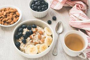 Healthy Tasty Breakfast