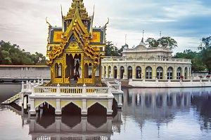 Summer Palace, Ayuttaya, Thailand
