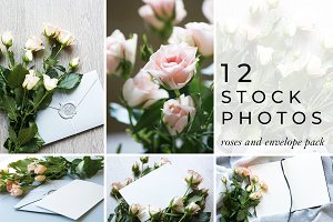 12 Floral Stock Photos Mini Bundle