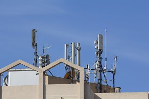 Telecoms in the city