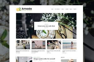 Amada - Travel & Lifestyle Blog